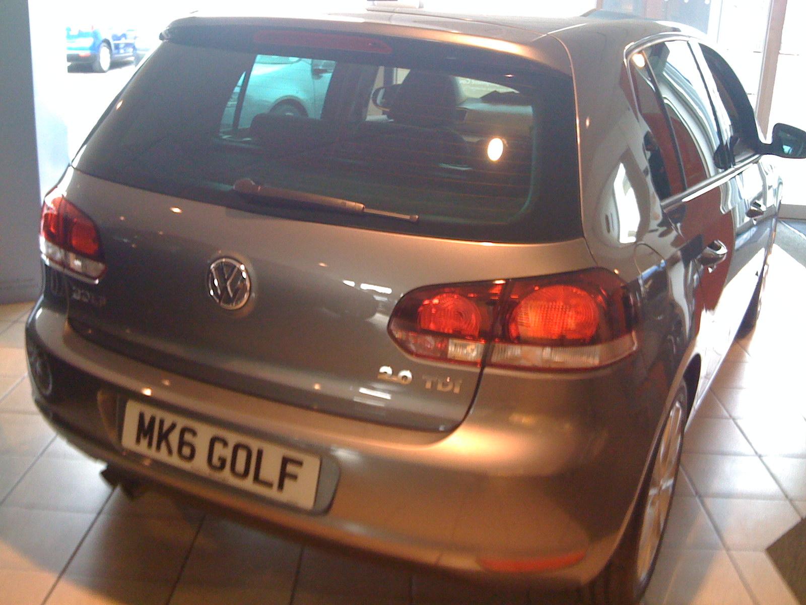 2009 Volkswagen Golf GT Mark 6/VI Test Drive