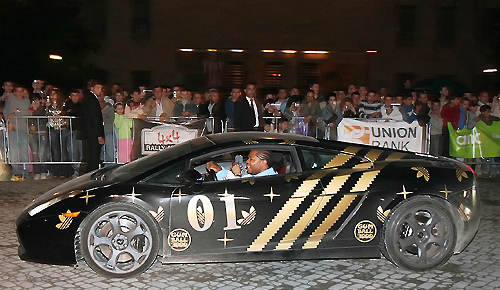 Xzibit Lamborghini Gallardo