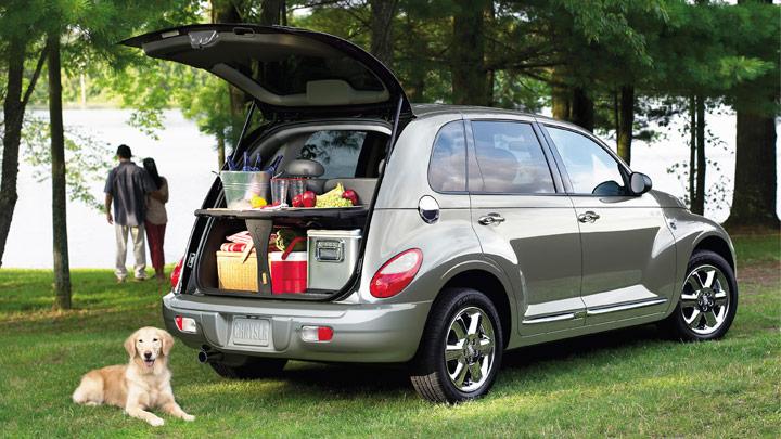 2009 Chrysler Pt Cruiser Rear