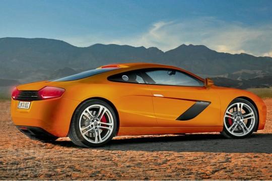 Baby McLaren Rear