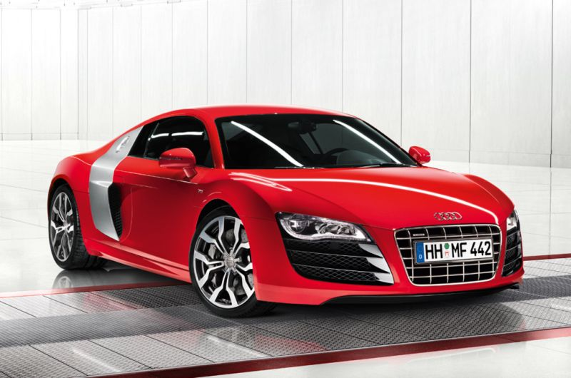 New Audi R10 In The Works