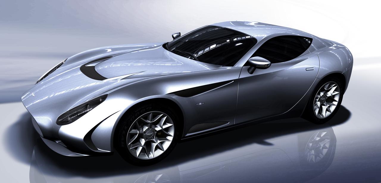 Geneva 2009 Zagato Perano Z One Concept