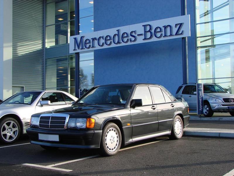 [DHAV_9290]  Retrospective: Mercedes-Benz 190E 2.3-16 | Mercedes 190e 2 6 Engine Diagram |  | Car Throttle
