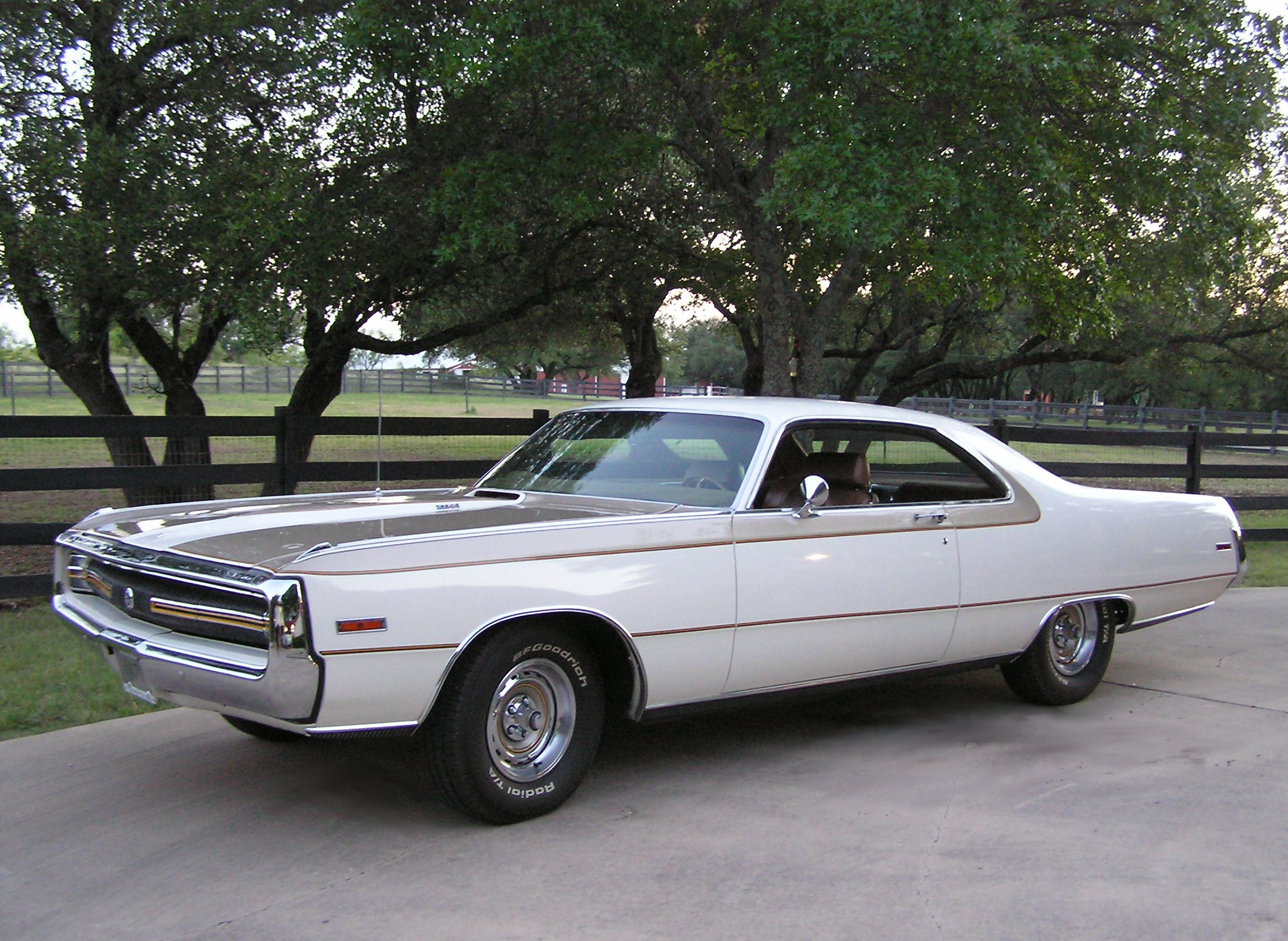 The 1970 Chrysler 300 Hurst
