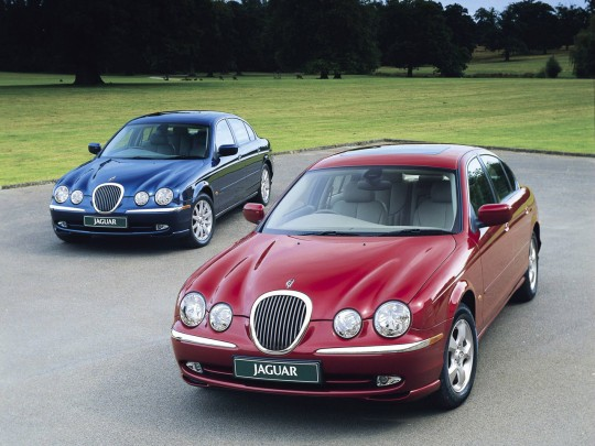 2000 Jaguar S-TYPE-K