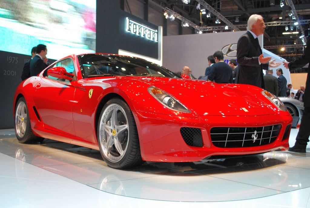 Geneva 2009 Ferrari 599xx And 599 Gtb Hgte
