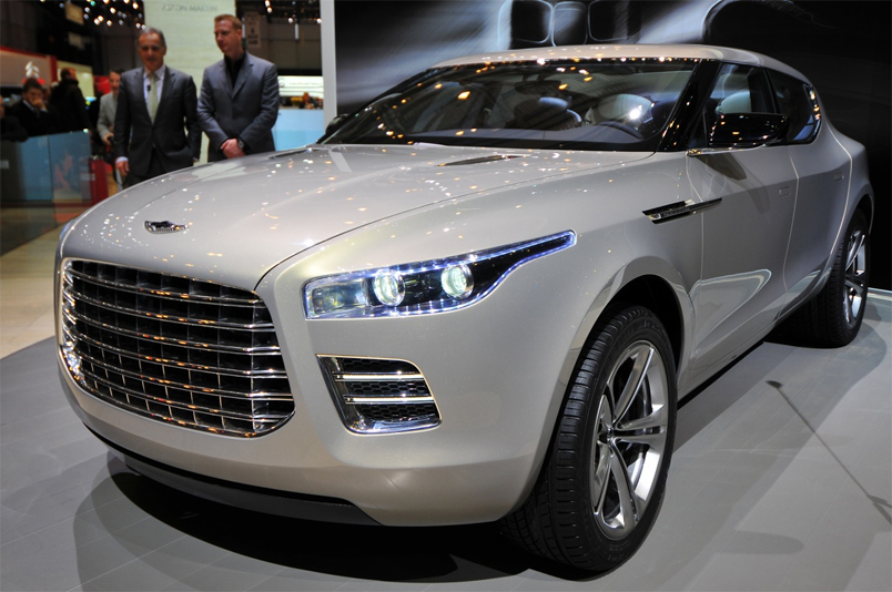 Best Automotive World: 2009 Aston Martin Lagonda Concept