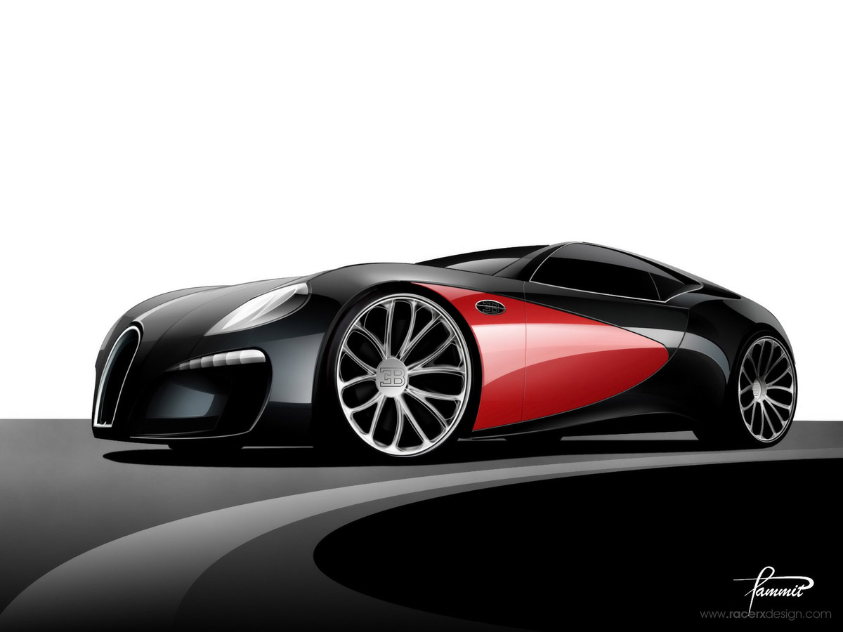 New Bugatti Model to be Introduced