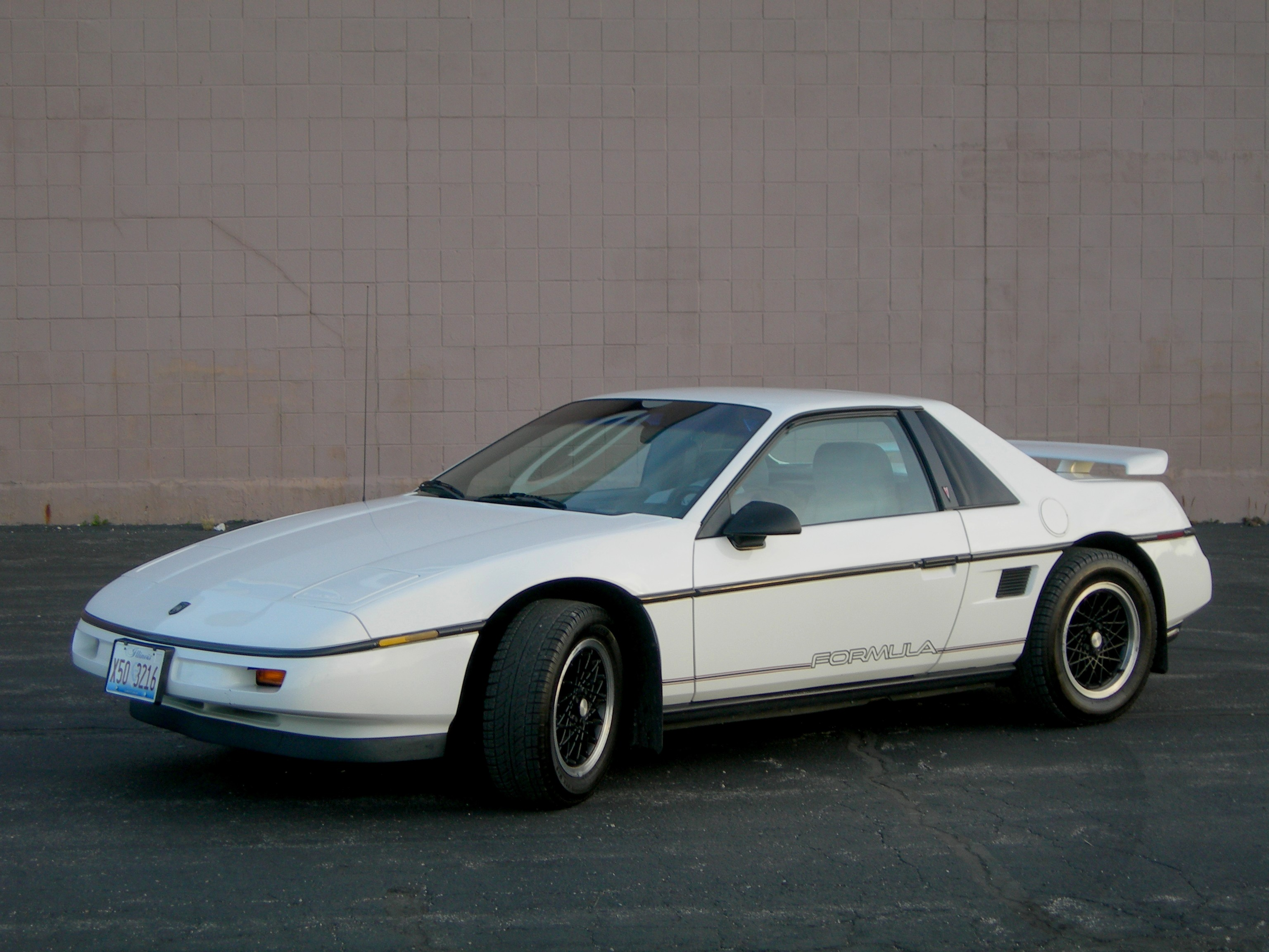 Derailed Design The 10 Reasons Why Pontiac Failed Fiero Drawings 9 Solstice Fiero88