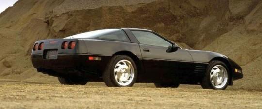1991 Chevrolet Corvette (C4)