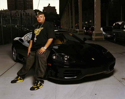 Fat Joe Ferrari 360