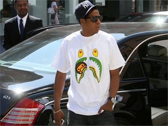 Jay Z Maybach 62S