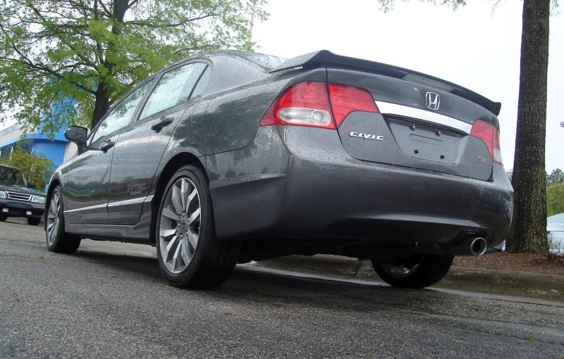 2009 Honda Civic Si 4Dr