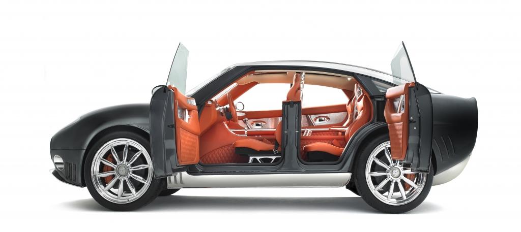 Dutch sports car brand Spyker developing electric SUV