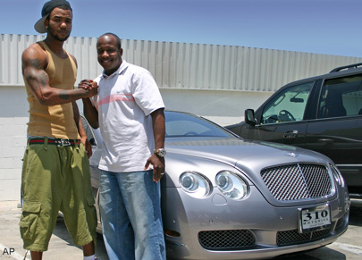 The Game Bentley Continental GT