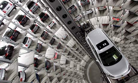 VW Storage Facility Wolfsburg