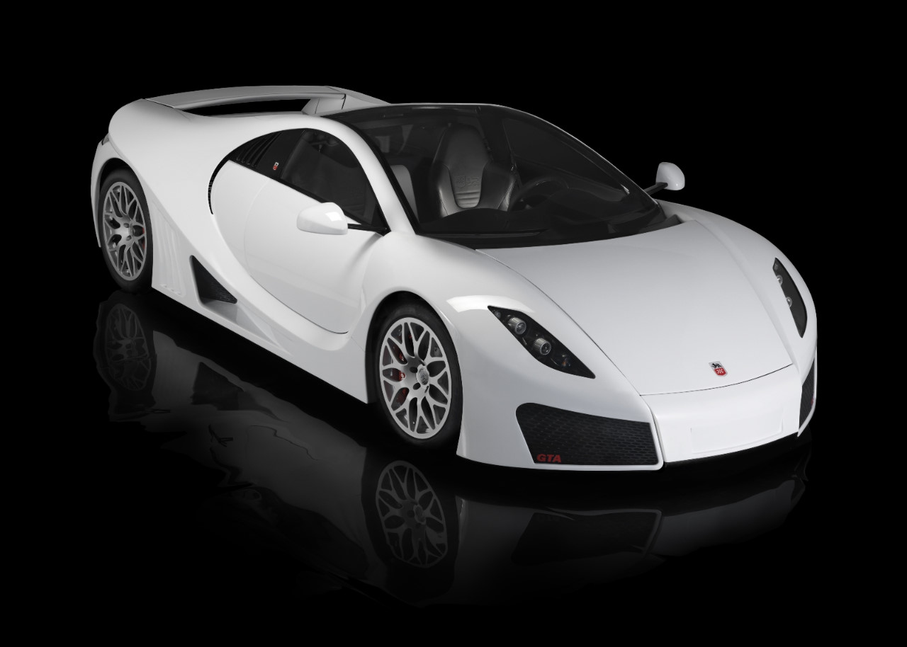 Gta Spano Supercar Launches