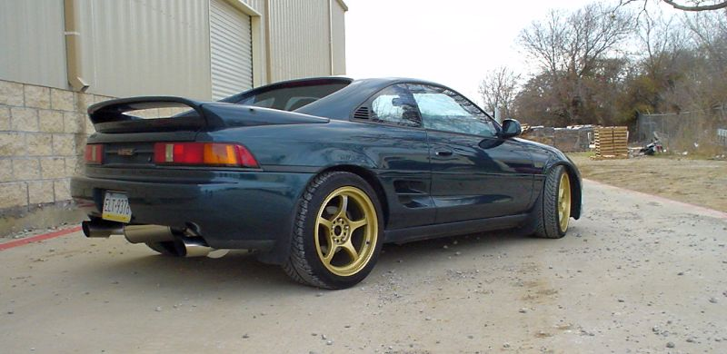 Used Car Buying Guide: 2nd Generation Toyota MR2 Turbo