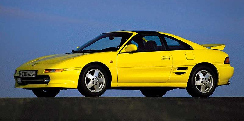 Used Car Buying Guide 2nd Generation Toyota Mr2 Turbo