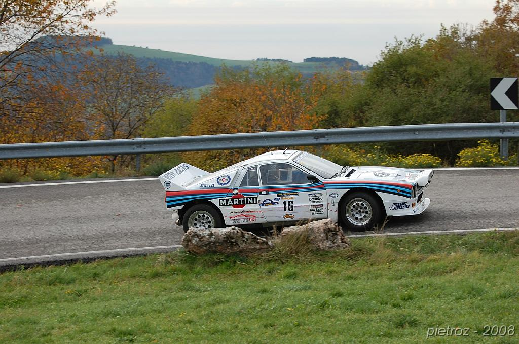 Random Capture: Lancia 037 In Action