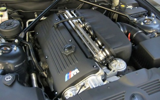 BMW S54B32 (M3 E46) Engine