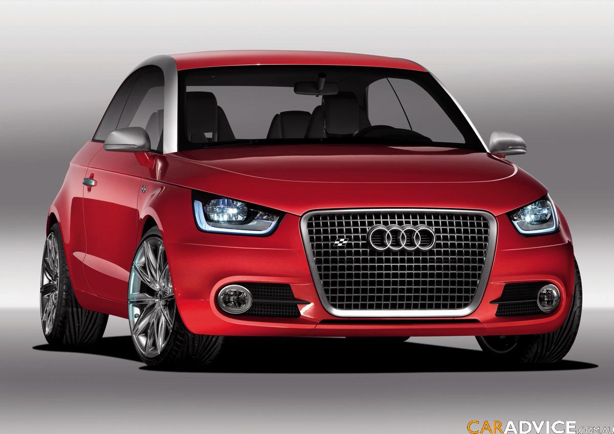 Audi News A1 A2 R8 Roadster