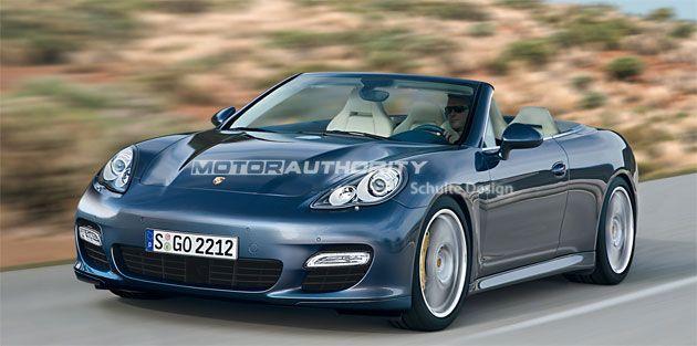 Porsche Panamera Cabriolet, Cayenne Coupe Rumored » AutoGuide.com News