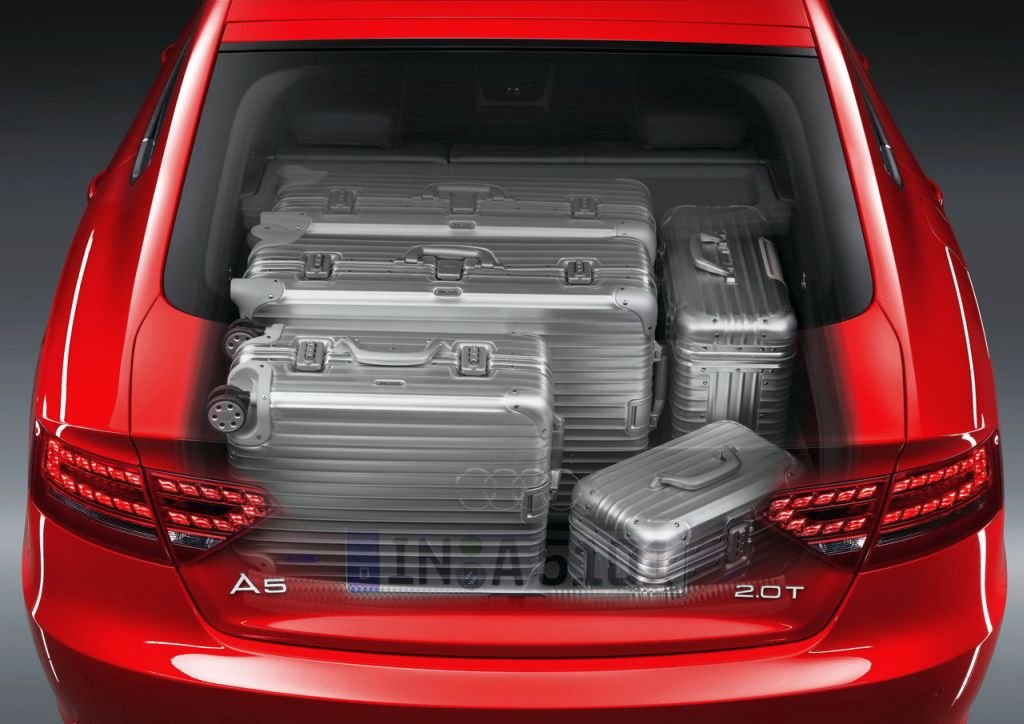 Image Result For Audi A Sportback Cargo Space