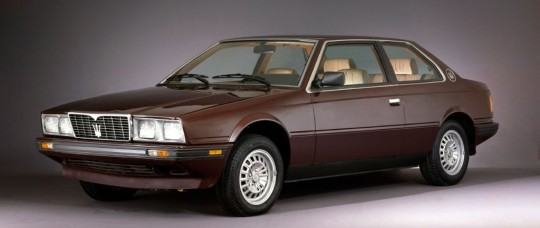 1981 Maserati Biturbo