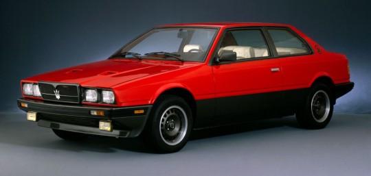1984 Maserati Biturbo S