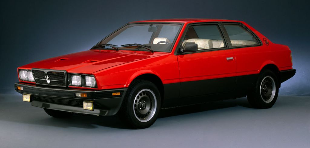 Maserati biturbo s for sale