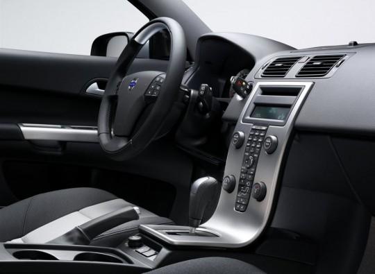 Volvo C30 T5 interior