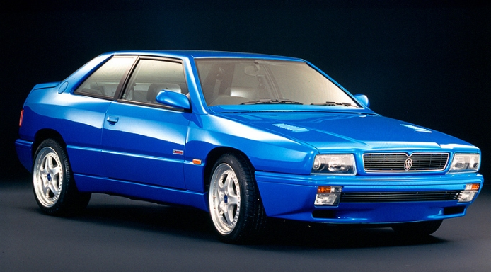 Retrospective: Maserati Biturbo