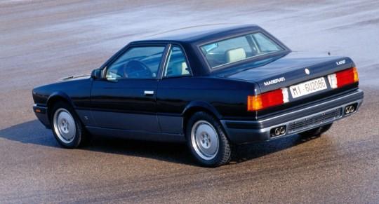 1988 Maserati Karif