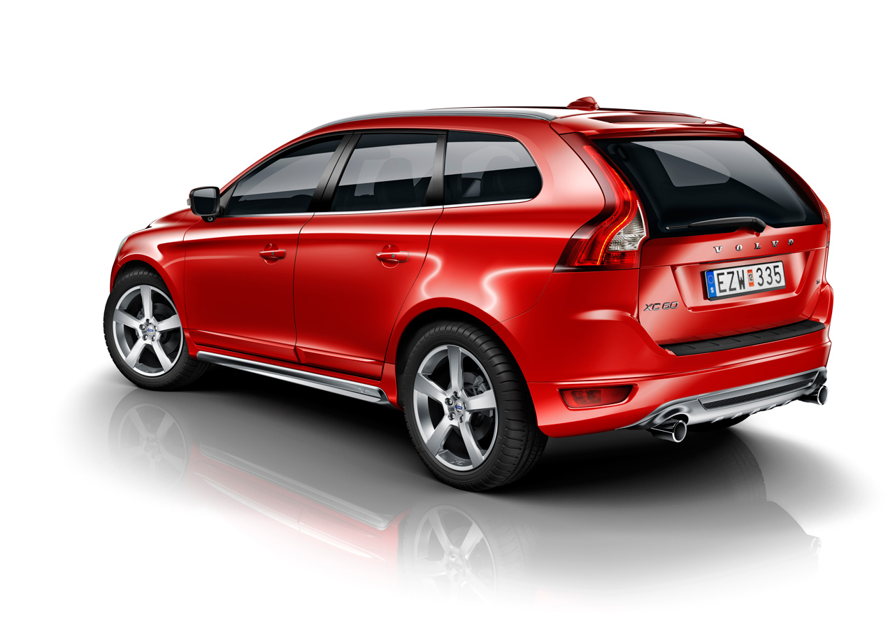 volvo xc60 gets sport appearance package. Black Bedroom Furniture Sets. Home Design Ideas