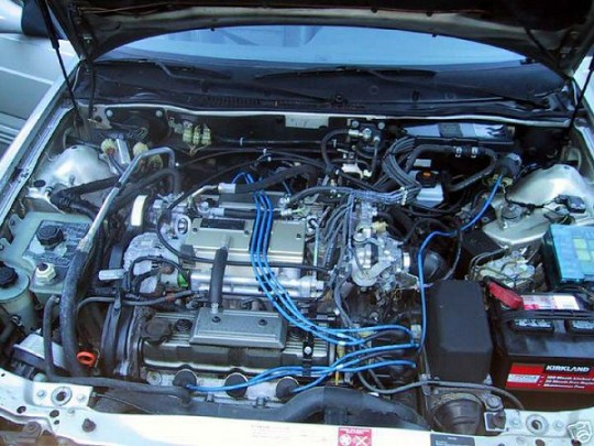 Sterling 827 Engine