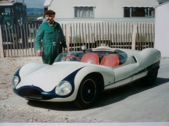 Rare CooperMonaco Comes Up For Sale - Small sports cars for sale