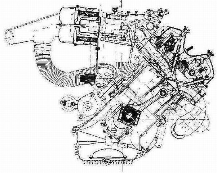 "Obsolete Engines 101: The Mythical ""V4"" V4 Engine Diagram"