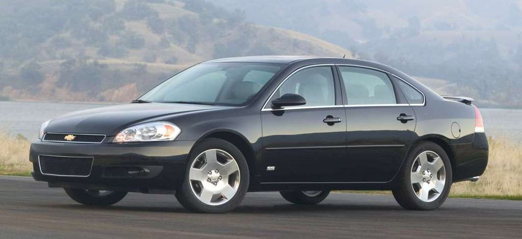 You're Doing It Wrong: Chevrolet Impala SS