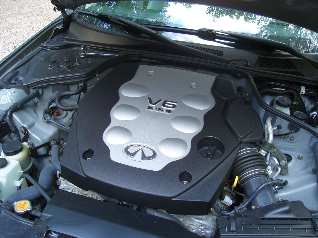 How To Install An Intake On A G35 – I Infiniti Vq35 Engine Diagram