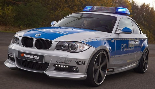 ac schnitzer bmw 123d police package. Black Bedroom Furniture Sets. Home Design Ideas
