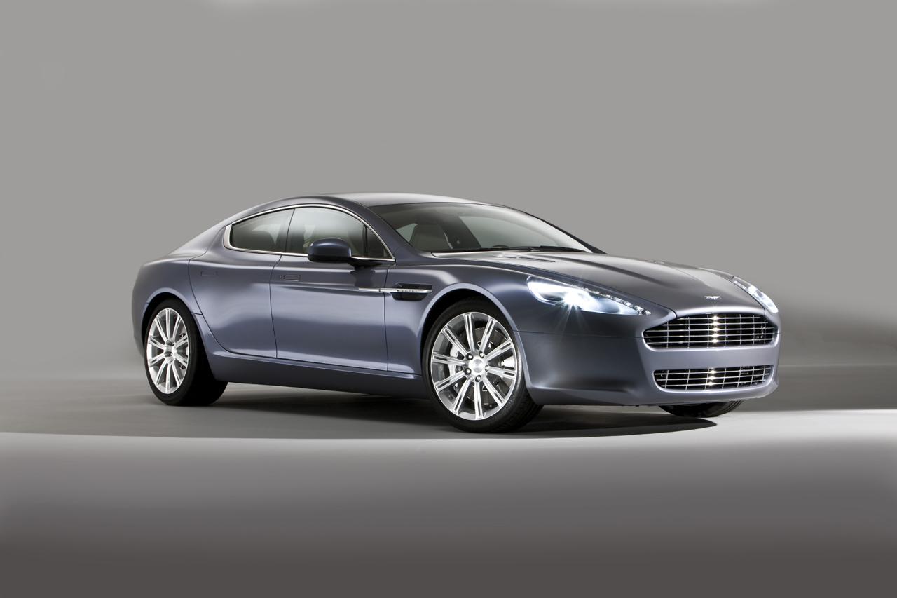 Aston Martin Rapide Pricing In Uk U S Announced