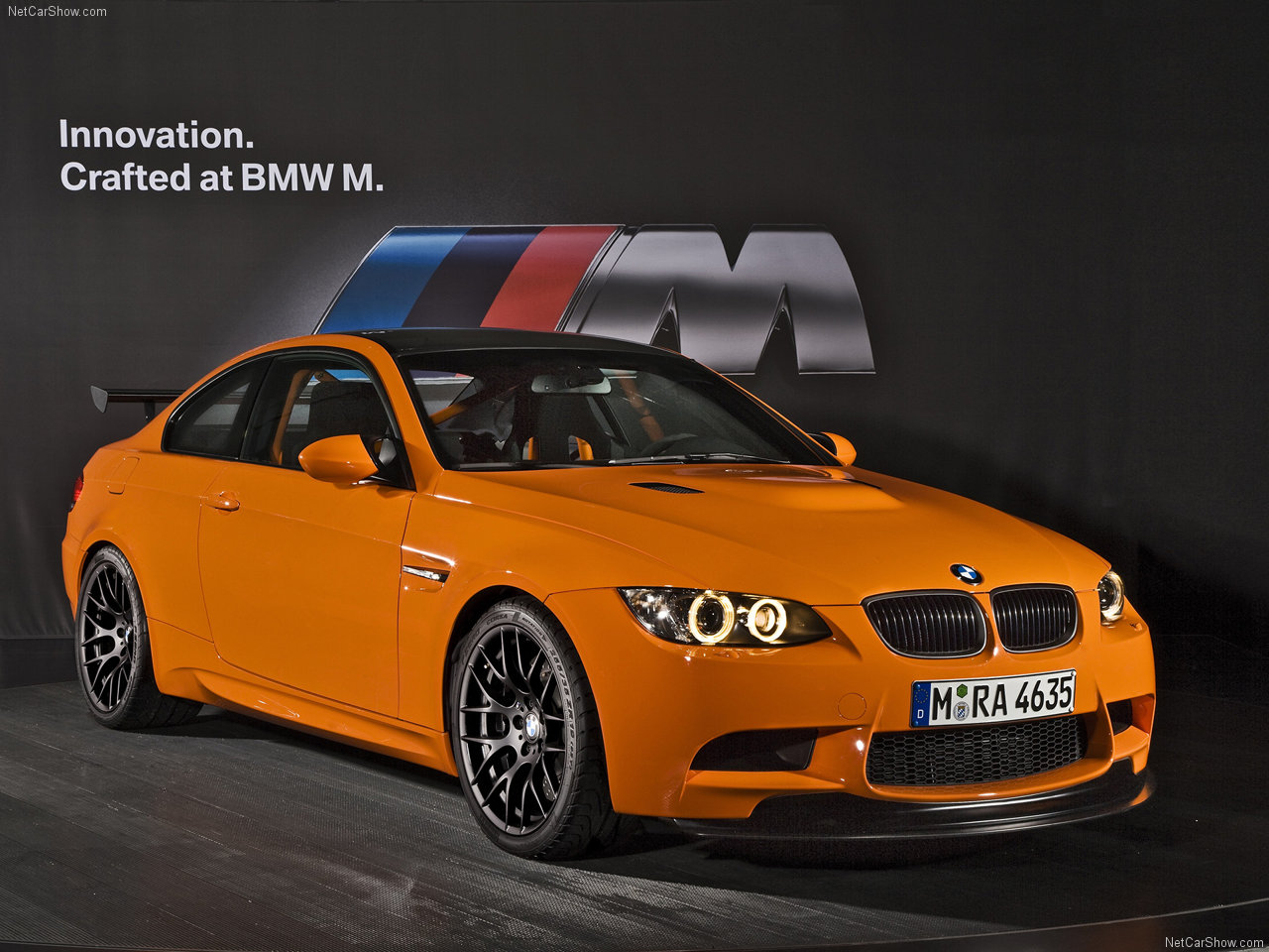 BMW Planning A Suped Up M GTS - Suped up