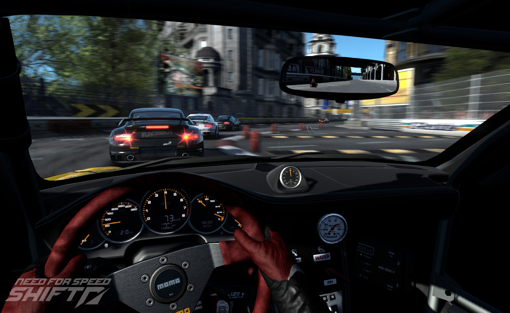 Review: Need for Speed Shift Racing Game