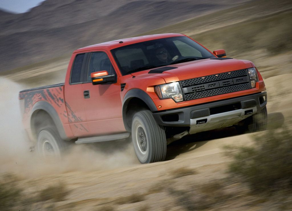ford adds 6 2l v8 xt race trim to 2010 svt raptor. Black Bedroom Furniture Sets. Home Design Ideas