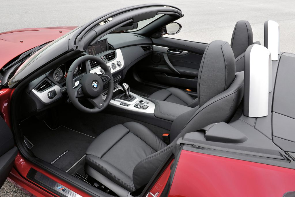 Bmw Z4 Sdrive 35is Is Not A Z4m