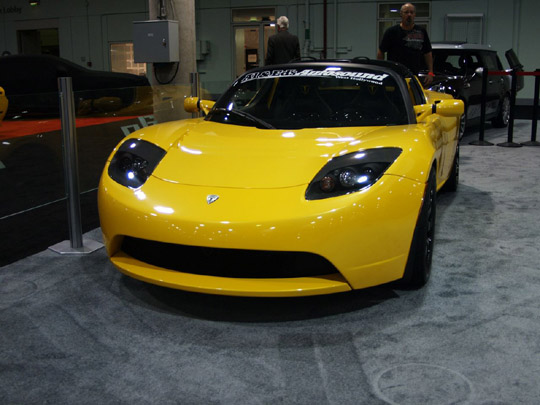 The Most Expensive Tesla Roadster In The World