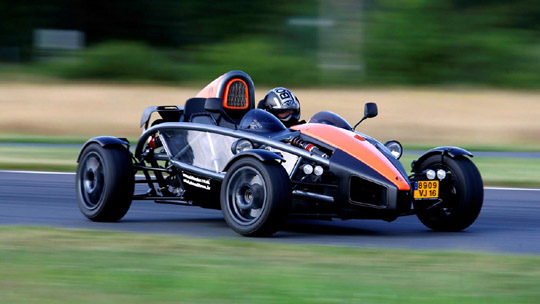 Entry Level Ariel Atom 3 Cheap Like The Budgie