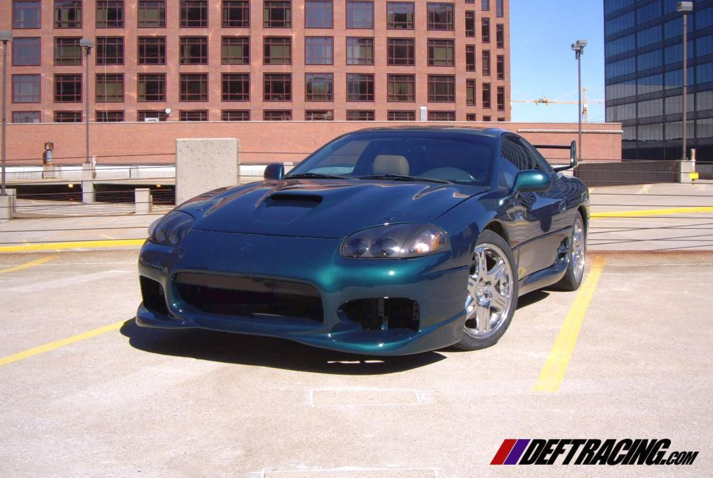 Used Car Buyer S Guide Mitsubishi 3000gt Vr 4