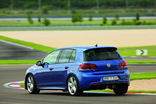vw golf r with 270hp awd. Black Bedroom Furniture Sets. Home Design Ideas